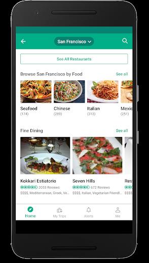 Screenshot 3 for TripAdvisor's Android app'