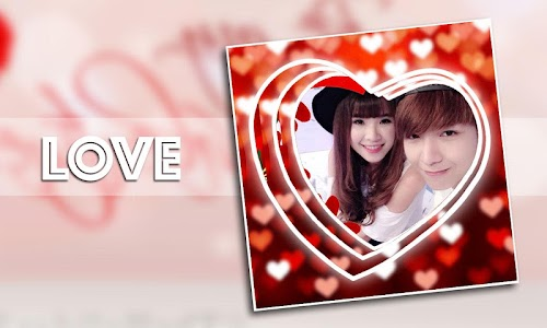 Valentine Photo Frame Love screenshot 1