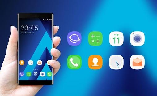 Theme for Samsung Galaxy A3 (2017) HD - náhled