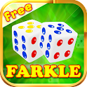 Farkle Roller Two Dice Buddies icon