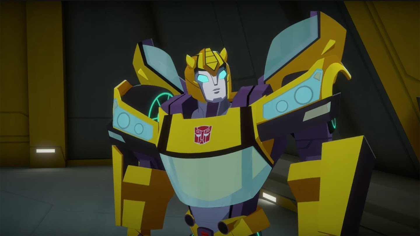 Watch Transformers: Bumblebee: Cyberverse Adventures live