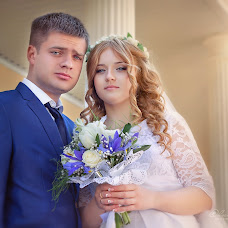 Wedding photographer Oksana Novickaya (8608116). Photo of 07.09.2015