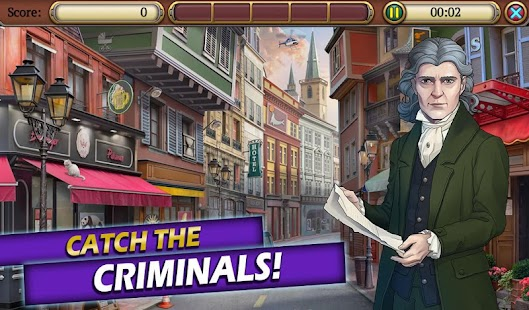 Time Crimes Case: Free Hidden Object Mystery Game - náhled