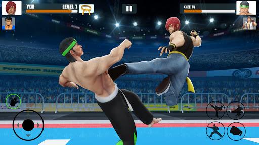 Tag Team Karate Fighting Games: PRO Kung Fu Master 2.2.5 screenshots 1