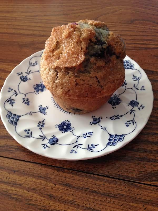 Jumbo Berry Muffin Recipe