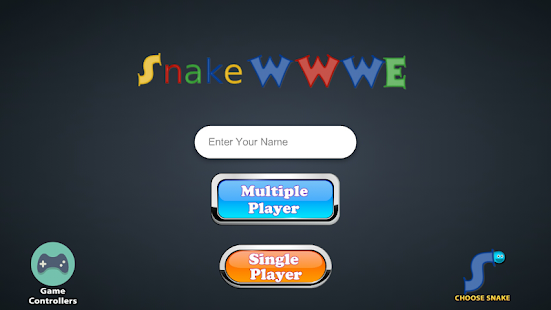 Snake WWWE Screenshot