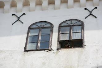 Photo: La tour et le canon du boulet de midi
