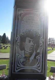 Jimi Hendrix Fan - náhled