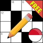 Indonesian crossword Puzzle icon