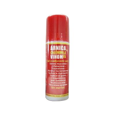 arnica calénndula vihom fx roll on 90ml gel sanavital