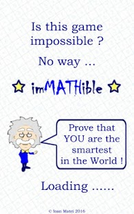 ImMATHible - náhled