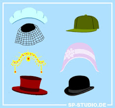 Photo: 25.7.2012: Seven new hats