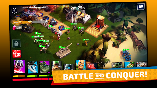 GI Joe Strike Mod Apk: War On Cobra 4