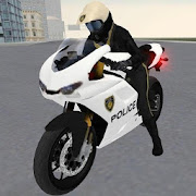 Game Police Motorbike Simulator 3D APK for Windows Phone