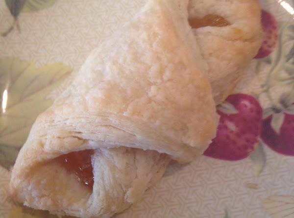 Ice Cream Kolachy Cookies W/apricot Jam Recipe