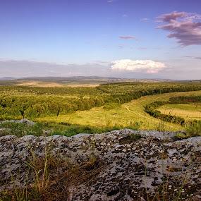 by Marcel Socaciu - Landscapes Prairies, Meadows & Fields