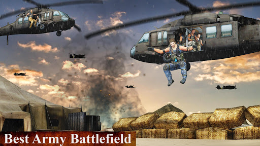 Army Battlefield Fighting: Kung Fu Karate screenshots 5