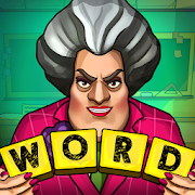 Scary Teacher : Addictive Word Game