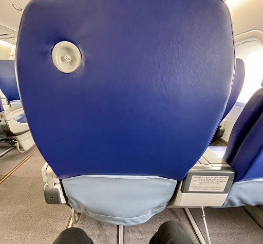 In Photos: Inside Russia's New Narrowbody Jet: The MC-21-300
