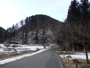 野俣沢林間キャンプ場付近の様子
