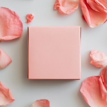 Rose Petal Box - Instagram Post Template