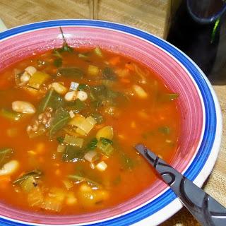 Wheat Berry Soup Recipes