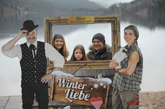 Photo: in Titisee mit Laura,Elisabeth und Gerald