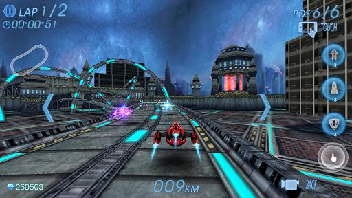 Space Racing 3D - Star Race APK MOD – ressources Illimitées (Astuce) screenshots hack proof 1