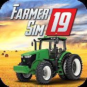 Farm Sim 2019 - Tractor Farming Simulator 3D