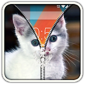 Kitty Cat Zipper UnLock