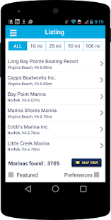 Waterway Guide Marinas- screenshot thumbnail