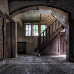 by Jenny Burängen - Buildings & Architecture Decaying & Abandoned (  )