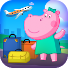 Hippo at the Airport: Adventure icon