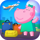 Hippo at the Airport: Adventure
