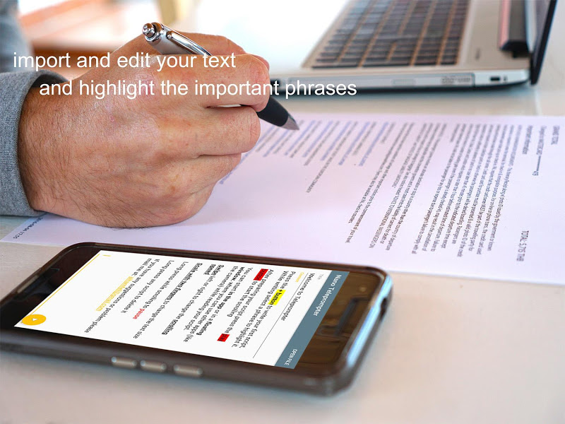 Nano Teleprompter Screenshot 2