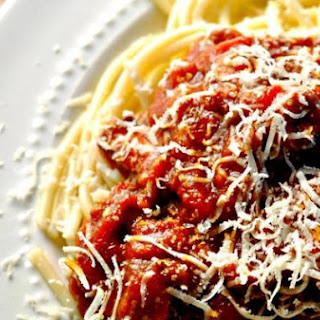 Best Spaghetti Sauce Ever