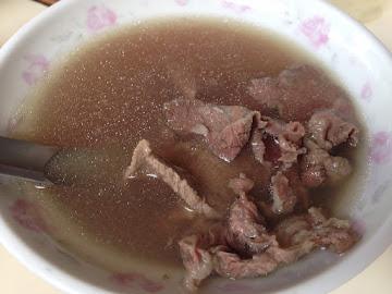 長榮牛肉湯