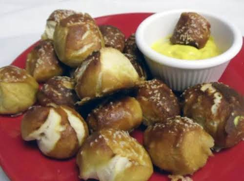 """Homemade Soft Pretzels """"OMG! Absolutely the best soft pretzel I have had..."""