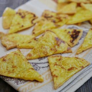 Paleo Tortilla Chips.