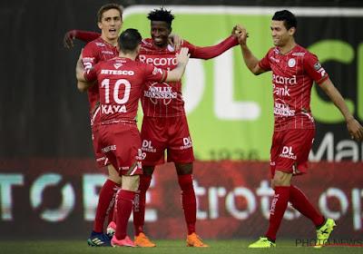 Zulte Waregem prouve l'absurdité des playoffs 2 avec un carton ahurissant contre Waasland-Beveren