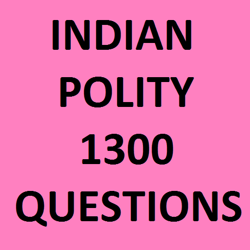 Indian Polity 1300 Questions Android APK Download Free By Abhishek 3188