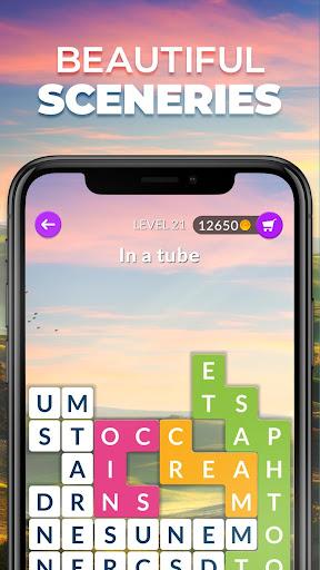 Word Shapes Puzzle 1.3 screenshots 4