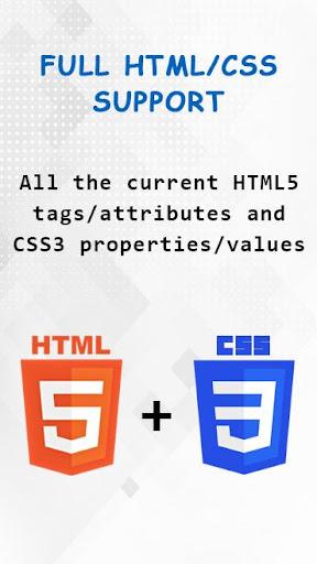HTML CSS Live Code Editor & Learning screenshot 8