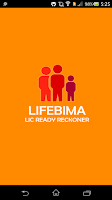Screenshot of LIC Ready Reckoner - LifeBima
