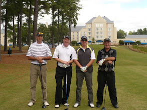 Photo: Sponsor: Bistro 150 (Team members not in order) Randy Floss, Rich Polson, Kevin McAlister, Grant Chilton