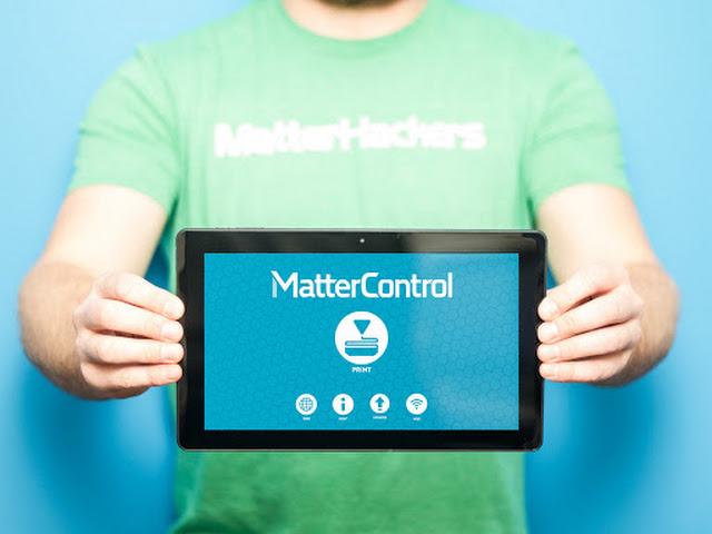 "MatterControl Touch T10 - 10.6"" Standalone 3D Printer Controller"