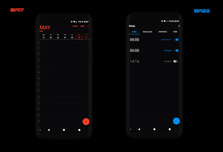 PitchBlack S – Samsung Substratum Theme Oreo/OneUI v28.4 [Patched] 5