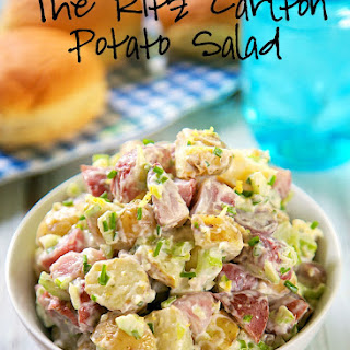 The Ritz Carlton Potato Salad