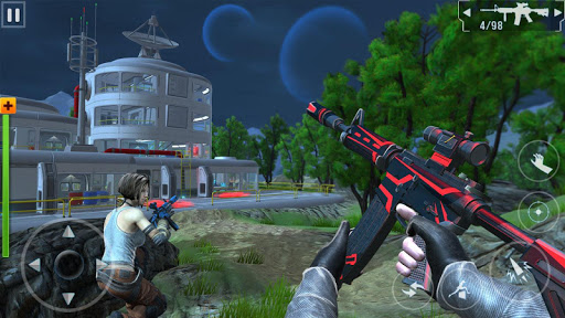 Shooting Games 2020 - Offline Action Games 2020 apkpoly screenshots 9