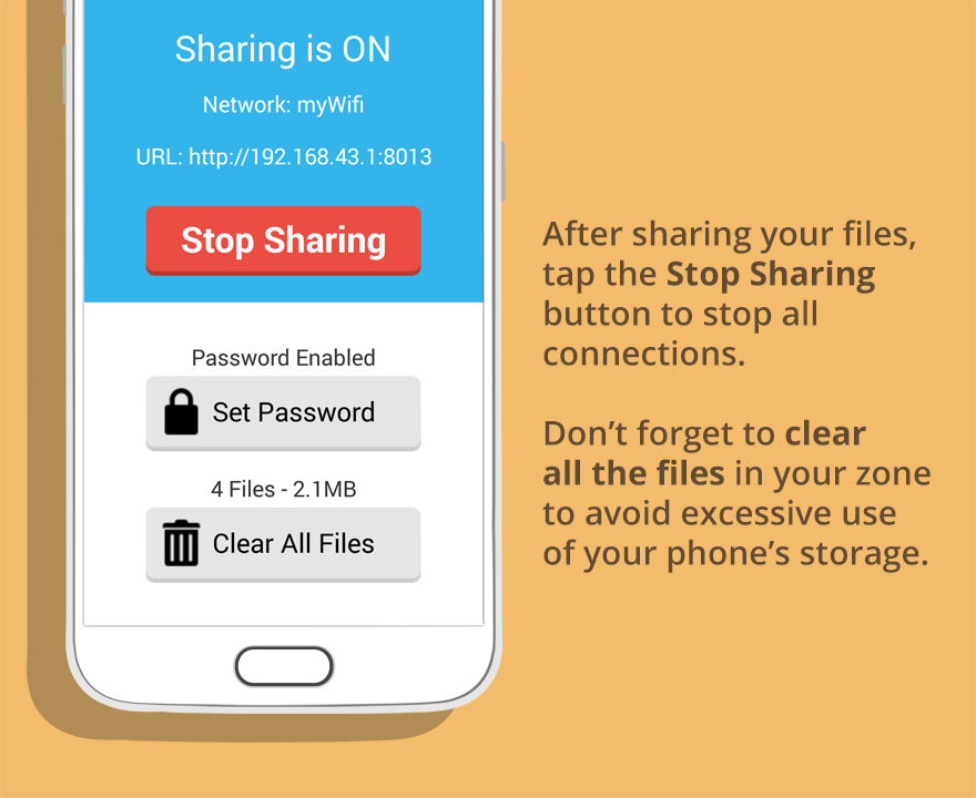 ShareZone- screenshot